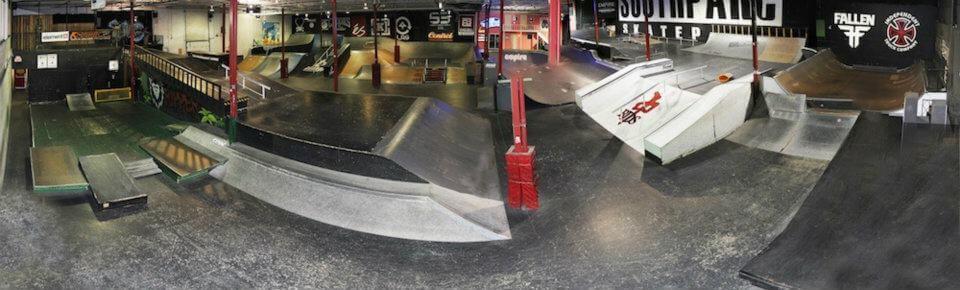 South Parc Skatepark