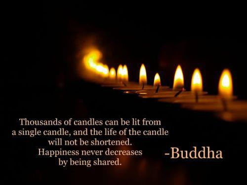 Thousands-of-candles-can-be-lighted-from-a-single-candle buddha