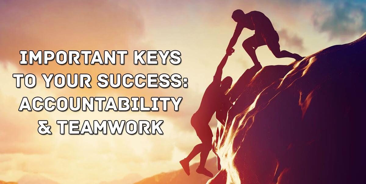accountability and teamwork