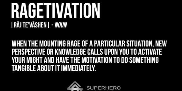 ragetivation definition