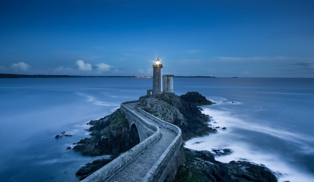 The light-house of your dreams
