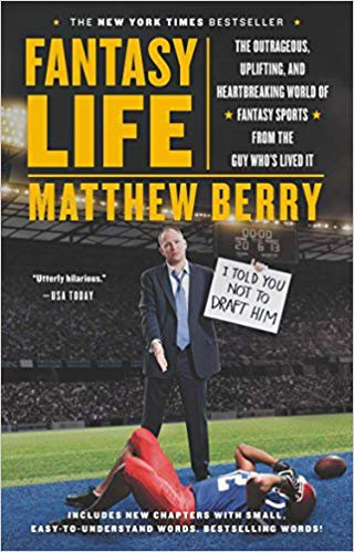 Book cover of Fanatasy Life by Matthew Berry
