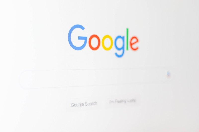 Google home screen