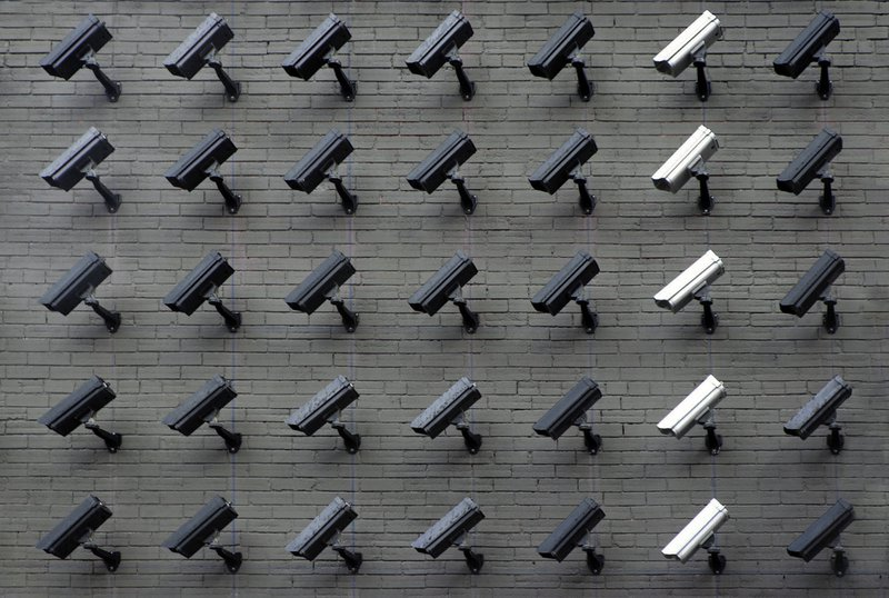 wall with security cameras / Photographer: Lianhao Qu | Source: Unsplash